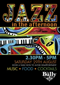 bullyinn xmas jazz poster29AUG