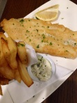 Angel Cut Haddock & Handcut Chips