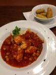 Monkfish & Chorizo Stew